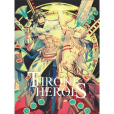 【R.I.N】《Throne of Heroes 英灵王座》含特典PP海報組
