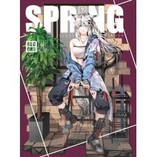 【R.I.N】《SPRING RECORD 春之記錄》明日方舟 赫默x塞雷婭 全彩畫冊