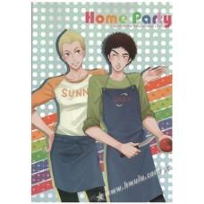 寂靜無音-Home Party(宇宙兄弟) 附小冊