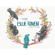 YAYA《原創繪本-The blue raven》英文版