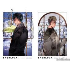 LING《Watson Sherlock 明信片組》