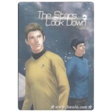 蒔舞+千蟻《The Stars Look Down/群星俯瞰》ST-Kirk/Spock