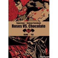 Silent《Roses vs. Chocolate》超人/蝙蝠俠