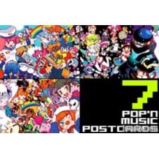 小虎tora《Pop'n Music 7連明信片》