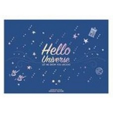 CHou《神秘博士可樂厚卡燙雷射 Hello Universe》