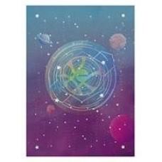 CHou《阿戈摩托之眼-宇宙燙金酷卡》