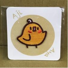 a.m.Ani/早安妮:阿壓刺繡片