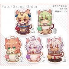 猫羽摩卡《FGO 貓咪咖啡杯立牌》