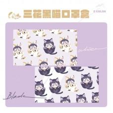 MN《三花黑貓口罩盒》white款